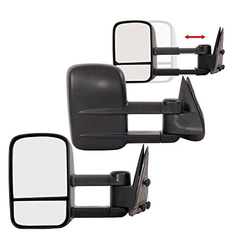 01 gmc tow mirrors - 9