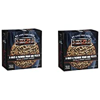 A-MAZE-N - 2 lbs - Alder Wood Pellets 2 Pack from epic A-MAZE-N