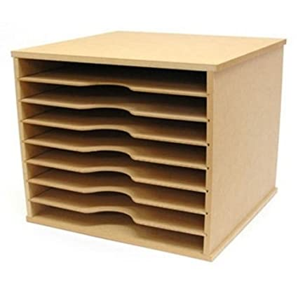 Beau Kaisercraft Beyond The Page MDF Scrapbooking Paper Storage Unit