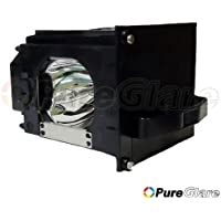 Pureglare Compatible TV Lamp 915P020010 for MITSUBISHI TV