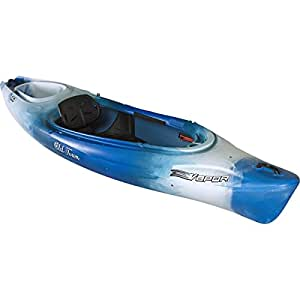 Old Town Canoes & Kayaks Vapor 10 Recreational Kayak, Cloud