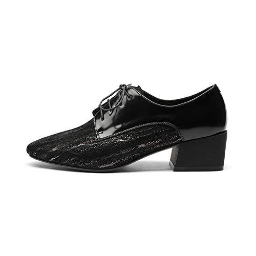 carré Black Bottines Chaussures Talons Talon Hauts Femmes dxqWCB