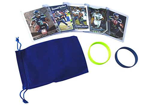 Russell Wilson Assorted Football Bundle