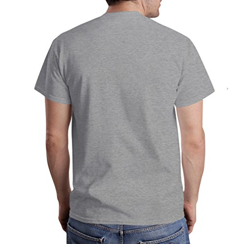 If Grandpa Can't Fix It No One Can - Funny for Grandad T-Shirt Small Gray by Tstars (Image #6)