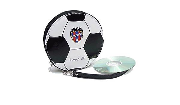 Seva Import Funda Porta CDS Levante U.D. Capacidad 24 CDS. Balón ...
