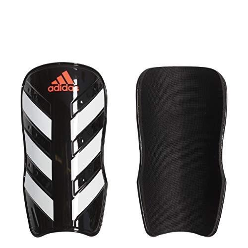 adidas Everlesto Shin Guard Black/White/Solar Red Medium ()