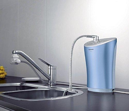 Panasonic Alkaline Ionized Water Purifier Apparatus Blue