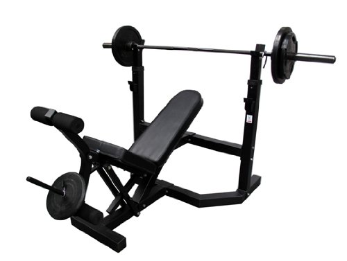 Minotaur Fitness Olympic Weight Bench (KL9819) by Minotaur