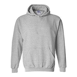 Gildan Blank Hoodie - Hooded Sweatshirt - Unisex Style 18500 Adult Pullover