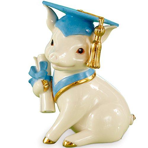 Lenox Graduation Pig Figurine by Lenox (Image #2)