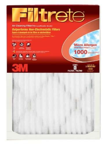 17x23x1 Filtrete Filter (Pack of 6)