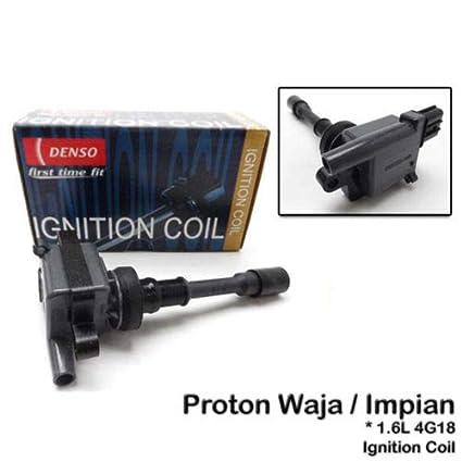 Amazon com: Engine Ignition Spark Coil Fit Proton Waja Impian