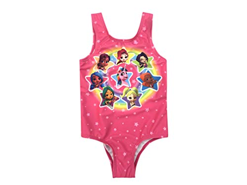 Toddler Girl Rainbow Rangers One Piece Swimsuit 2T