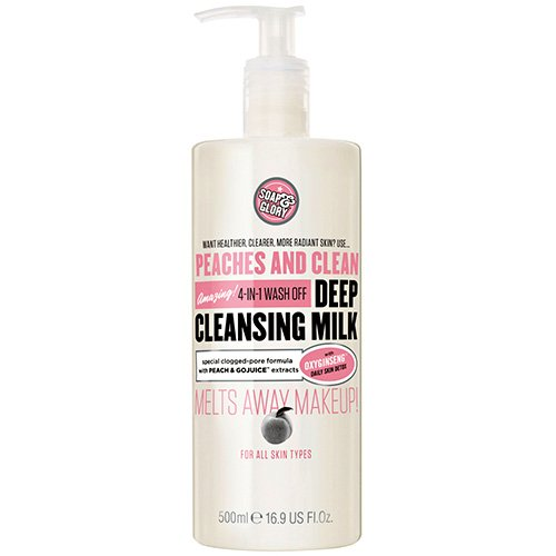 Soap and Glory Peaches and Clean Deep Cleansing (Deep Peach)