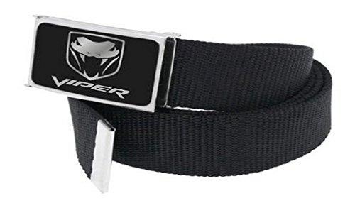 Viper Cloth (Dodge Viper Logo Buckle with 1.5)