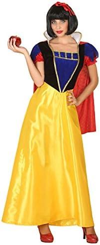 Atosa-39375 Disfraz Princesa de Cuento, Color Amarillo, XS-S ...