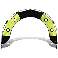 Premier RC Pro Fly Under Race Arch for Drone Racing - Yellow and Black