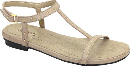 Me Too Womens Amber Sand Gladiator Flat Sandal - M - 6 Black 6 M cRDPIO