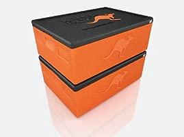 KÄNGABOX® Expert 60x40. La Caja isotérmica para los Profesionales. De Varias Dimensiones