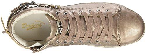 Mujer Dockers Bronze Zapatillas 600 Gerli para 560 by 35ne212 Braun AqrY4wUq
