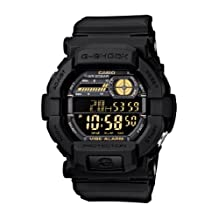 Casio Men's G-Shock GD350-1B Digital Resin Quartz Watch
