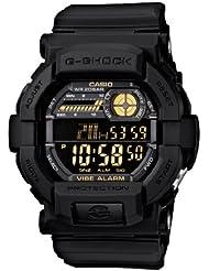 Casio Mens GD350-1B G Shock Black Watch