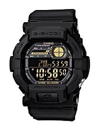 Casio Men's G-Shock GD350-1B Digital Resin Quartz Watch