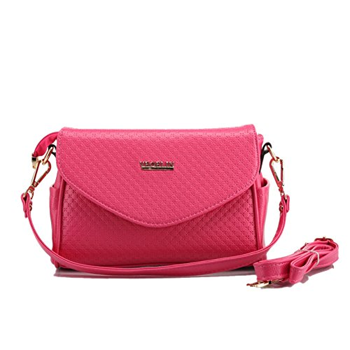 Walcy Hb900344c6 Fashionable Pu Leather Leisure Women's Handbag Square Cross-section Other