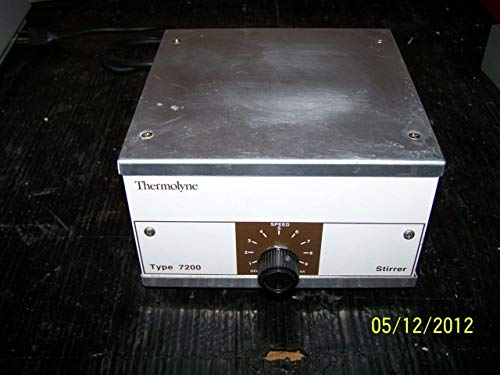 labtechsales Barnstead Thermolyne Stirrer Type 7200 Model S7225 7