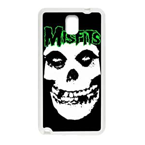 Misfits skull Cell Phone Case for Samsung Galaxy Note3