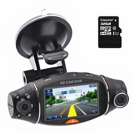 車DVR 1080p 2.7