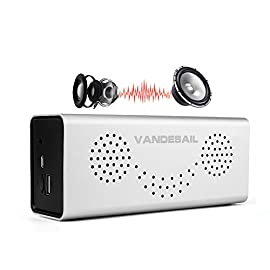 CRAZYON Altoparlante Portatile da 3,5 mm per Altoparlante Mp3 Altoparlante Stereo Mini Altoparlante per telefoni cellulari
