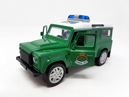 PLAYJOCS VEHÍCULO Guardia Civil CLÁSICO ( GT-3909) 2