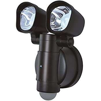 Ecolight Battery Operated Led Motion Security Light