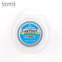 """Neitsi 1 Roll Lace Front Bonding Double Sided Walker Tape Roll 1/2"""" X 3Yards for Tape-in Hair Extensions"""