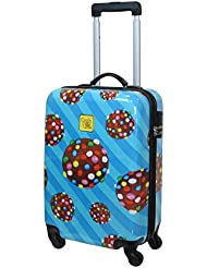 Candy Crush Cabin Bag Prallin Small, Multi-Colored, One Size