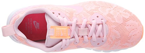 Nike Damen W Air Max Motion LW Eng Sneaker Pink (Roseprisme/lumièredusoleilcouchant/roseprisme)