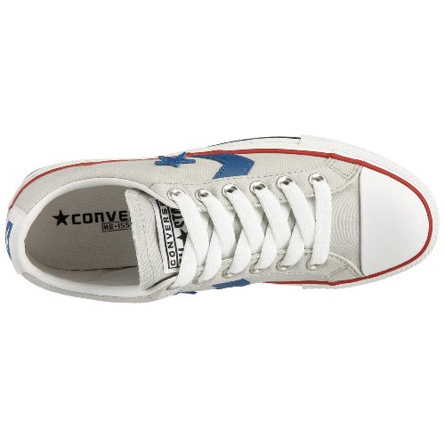 Converse All Star Hi Graphics - Informal Unisex adulto Cloud Grey/Royal