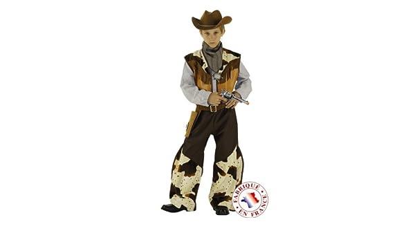 Disfraz de vaquero niño - De 6 a 8 años: Amazon.es: Juguetes y juegos
