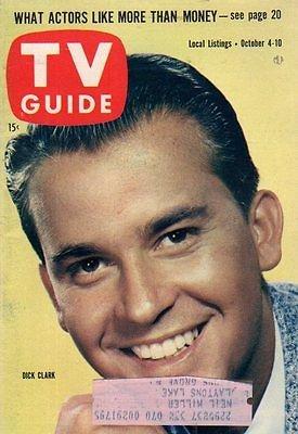 1958-tv-guide-october-4-dick-clarknew-shows-lawmanlucille-ballcharles-bronson