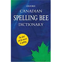 Oxford Canadian Spelling Bee Dictionary