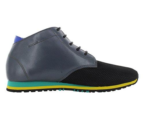 Scarpe Da Uomo Creative Ricreazione Verado Moda Sneaker Taglia Nero / Viola