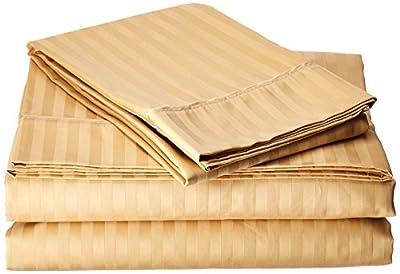TEMPUR-Egyptian Cotton Gold Sheet Set