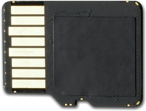 Garmin 4GB MicroSD Card Adapter (Nook Hd 7 Memory Card)