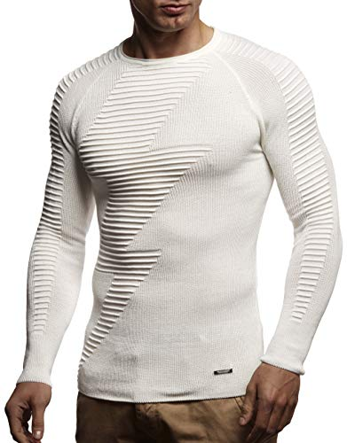 Uomo shirt T Nelson Manica Unita Lunga Leif Ecru Tinta Blitz gqSn0