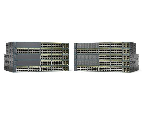 Cisco Catalyst 2960 Plus 48 Port PoE (WS-C2960+48PST-L) by Cisco (Image #1)