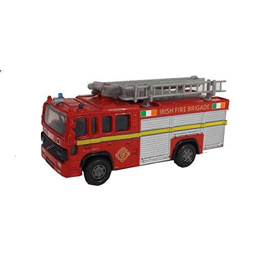 Diecast Model Fire Engine - Irish Fire Engine Die Cast Model