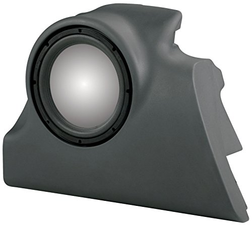 UNLOADED MTX Thunderform Subwoofer Enclosure (Charcoal) for 2000-2007 Ford Focus ZX5 & ZX3 Holds 1-12
