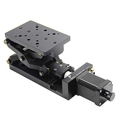 60mm Optical Motorized Vertical Translation Stages Lab Jack Linear Stage