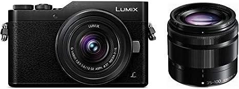 Panasonic Lumix Dc Gx800 12 32 Mm 35 100 Mm Kit Camera Photo